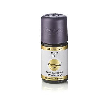 Myrte bio 100 % naturreines ätherisches Öl