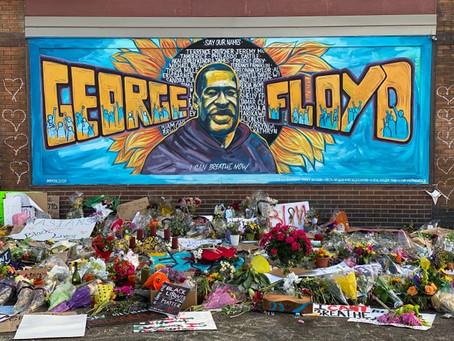 Rain Drop Foundation's statement on the death of George Floyd