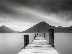 The Lake: Lake Atitlan