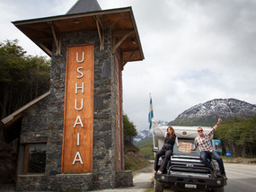 The End of the World: Ushuaia