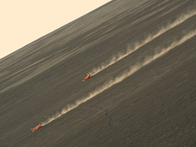 An Unnatural Pursuit: Volcano Boarding