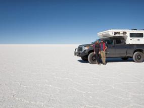 A trip to the moon: La Paz to Uyuni