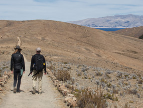 We're back! Let's do this: Lake Titicaca
