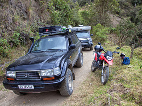 A Colombian Convoy