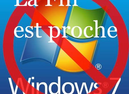 La Fin de Windows 7