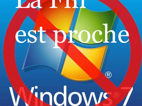 La Fin de Windows 7