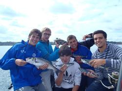 Journée pêche entre amis !
