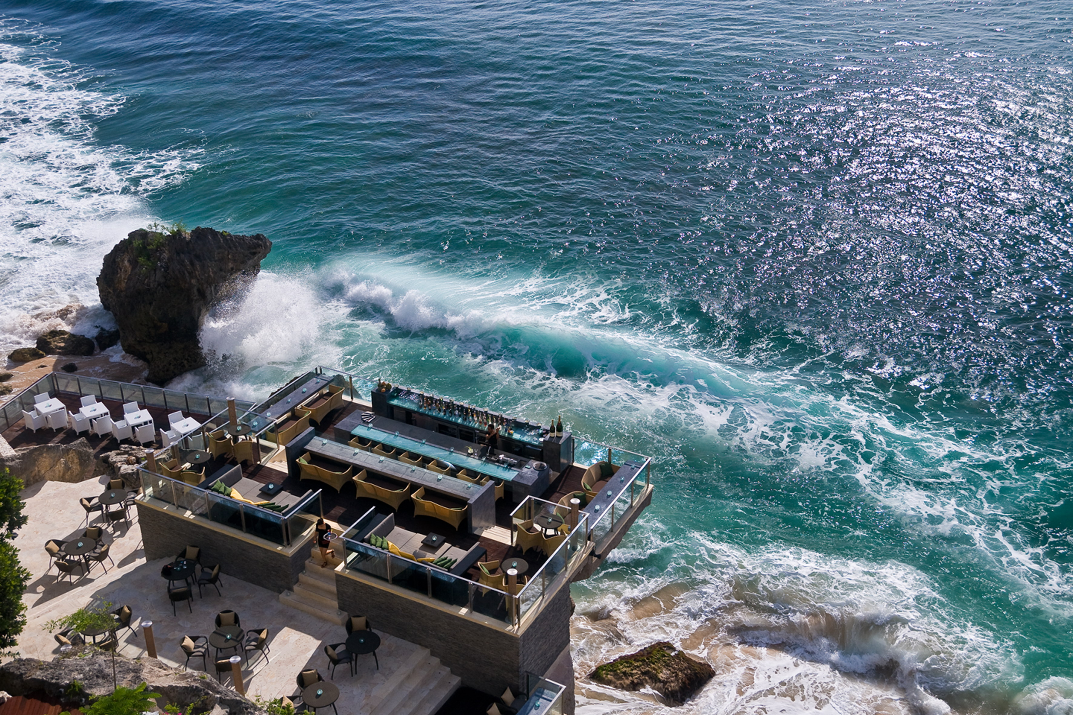 Coolest Bars at the Hottest Hotels