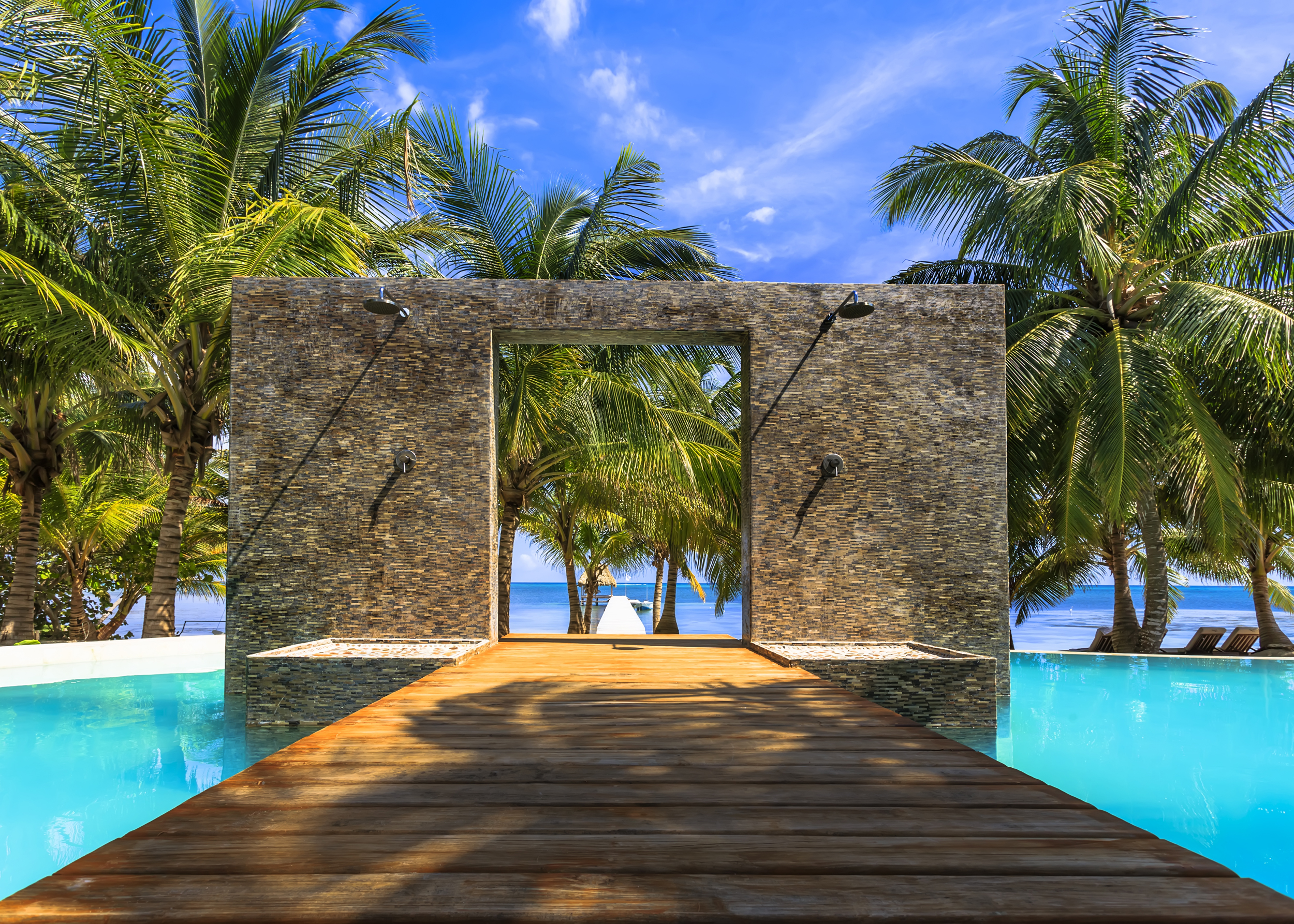 Best Pools in the Caribbean