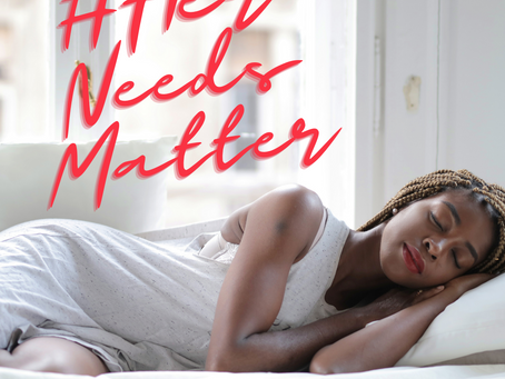 Say It: Your Needs Matter-in the bedroom!