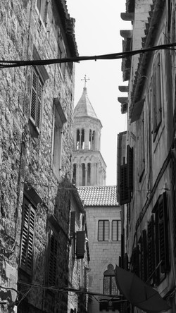 bell tower, croatia