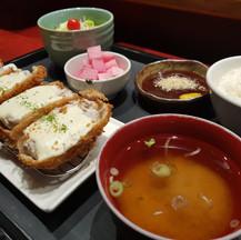 Cheese Katsu