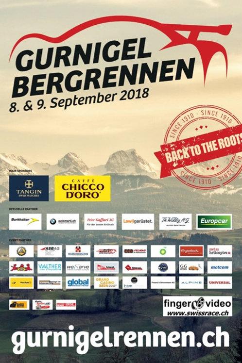 DVD Bergrennen Gurnigel 2018