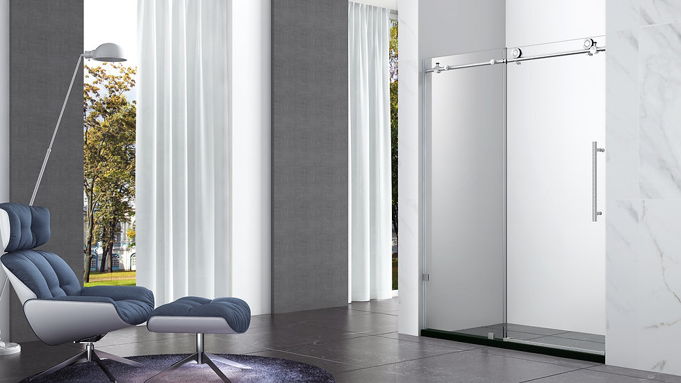 GD9061-65 WITH BRUSHED NICKEL HARE HARDWARE