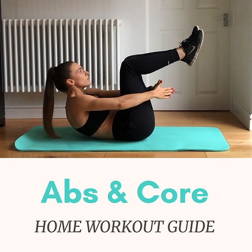Abs & Core Home Workout Guide