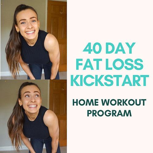 40 Day Fat Loss Kickstart Program