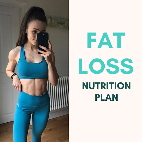 Fat Loss: Nutrition Plan