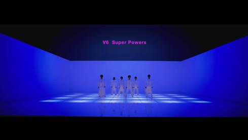 """V6 """"Super Powers"""""""