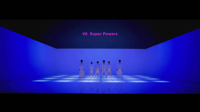 "V6 ""Super Powers"""