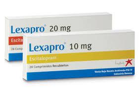 Lexapro, Reconter, Exodus, Esc, Escitalopram