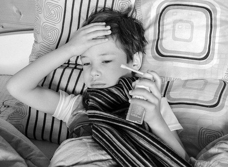 Tratar Dor de cabeça infantil