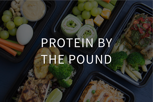 Protein By the Pound