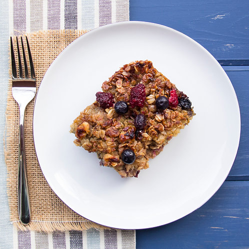 Berry Bake Oatmeal