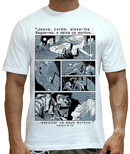 Camisa Zombie