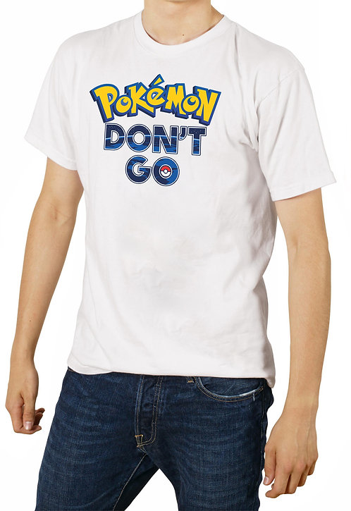 Pokémon DON'T GO