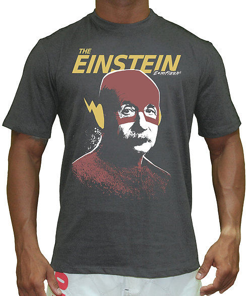 Camisa Einstein-Flash