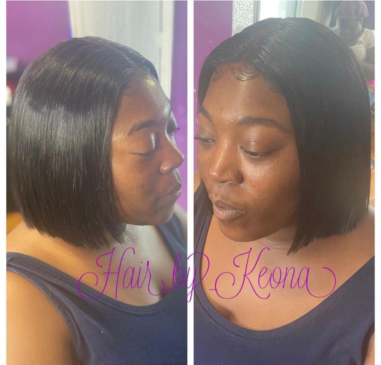 Wig Install $65+