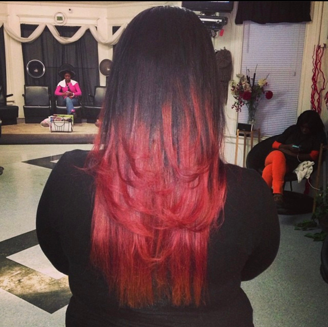 Relaxers $65+