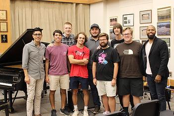 Kris Moson with Joshua Espinoza trio, Master Class at Furman University