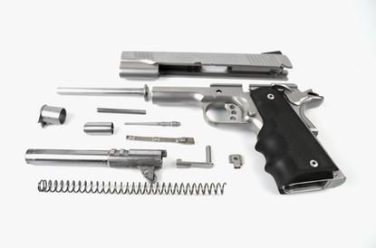 Pistol Breakdown