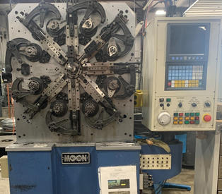 MOON - CNC Wire Former