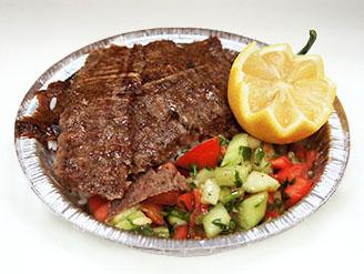 Lamb Gyro Doner Kebab