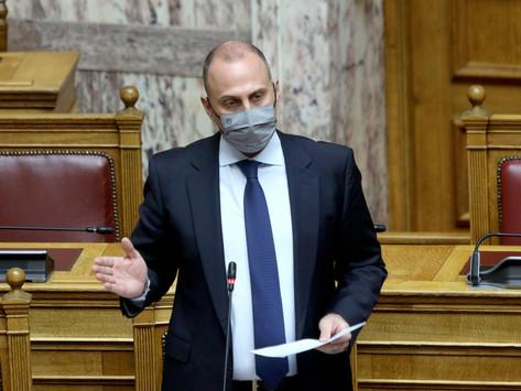 Καραγιάννης: «σε 21 μήνες δόθηκαν 318 εκ.€ σε έργα του μετρό»