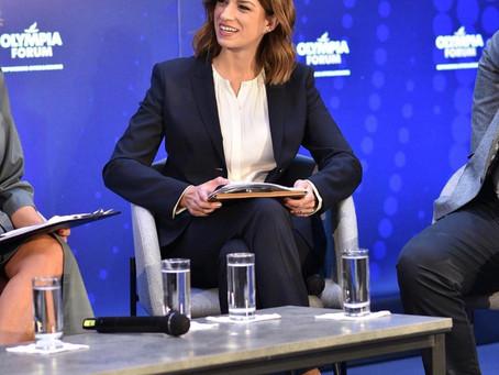 Νοτοπούλου: «χρειαζόμαστε υποδομές για την ανθεκτικότητα των προορισμών»