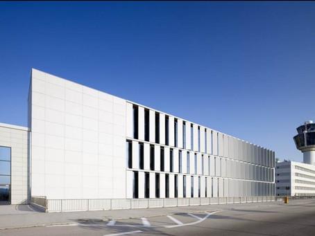 Αρχιτεκτονική διάκριση για το αεροδρόμιο της Αθήνας