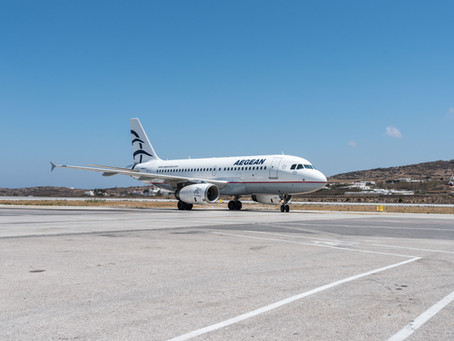 Aegean: νέα εποχική βάση στη Μύκονο