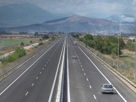 Αποκατάσταση κυκλοφορίας στον αυτοκινητόδρομο της Α.Θ.Ε.