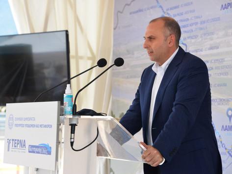 Καραγιάννης: «θα προκηρυχθούν έργα 4,3 δισ. €, σε όλη τη χώρα έως το τέλος του έτους»