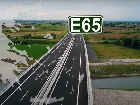 «Έπεσαν» οι υπογραφές για το βόρειο τμήμα του Ε65