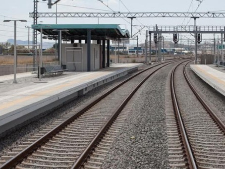 Ταλαιπωρία λόγω ακινητοποιημένου τραίνου στην Αγία Μαρίνα