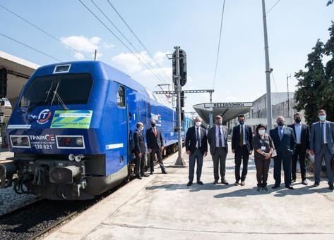 Παπαδόπουλος: η προώθηση της συνδεσιμότητας αποτελεί προτεραιότητα μας