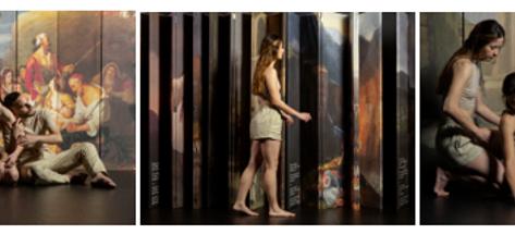 Οι «ζωντανοί πίνακες» που μας ταξιδεύουν στην ιστορία της Επανάστασης