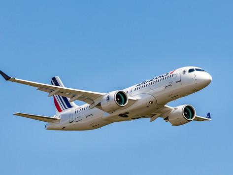 Η Air France παρουσιάζει το πρώτο της Airbus A220-300