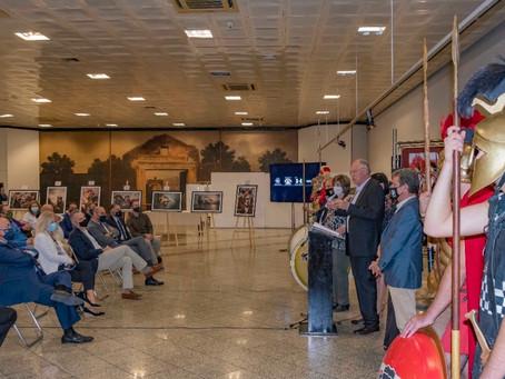 Η μάχη των Θερμοπυλών αναβιώνει στο μετρό της Αθήνας