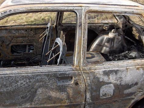 Η διαδικασία για τις άδειες οδήγησης όσων τα έγγραφα καταστράφηκαν λόγω πυρκαγιάς