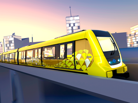 Alstom: καινοτόμο σύστημα για το μετρό της Ταϊπέι